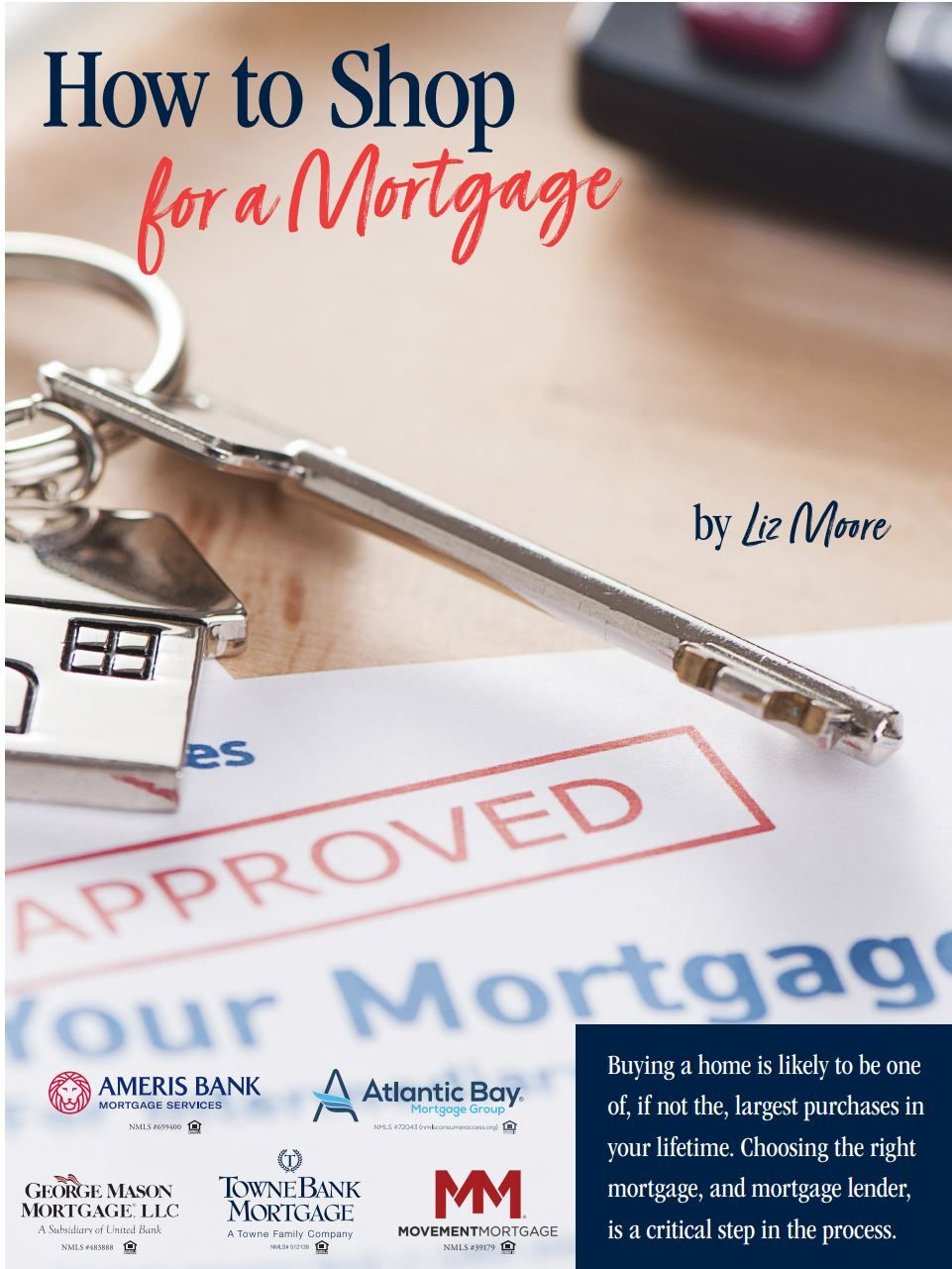 How to Shop for a Mortgage Magazine