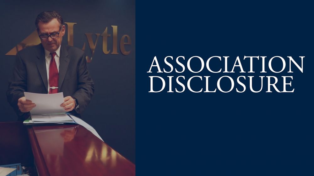 Association Disclosure