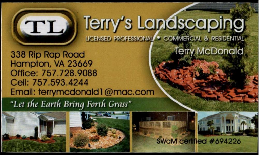 Terry's Landscaping and Irrigation Inc.