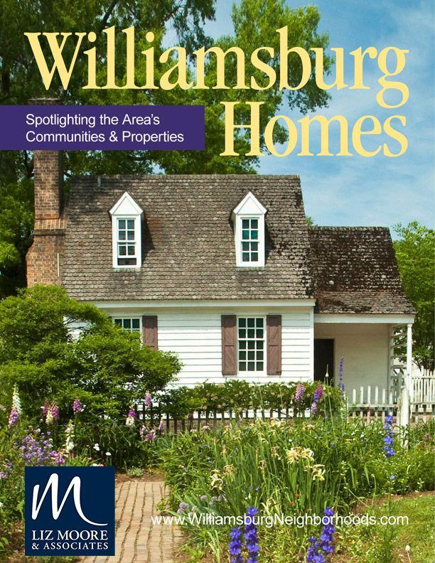Williamsburg Homes Magazine