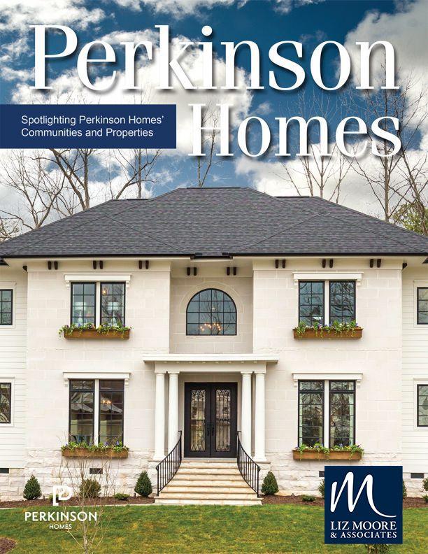Perkinson Homes Magazine