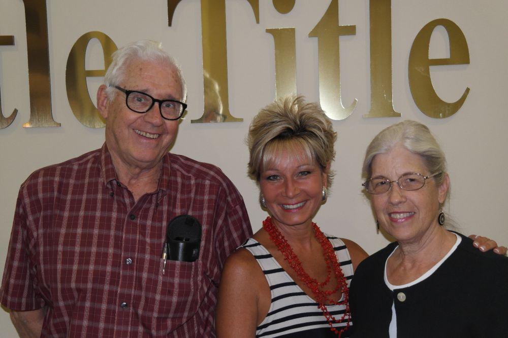 Phelps and Ann Pennington