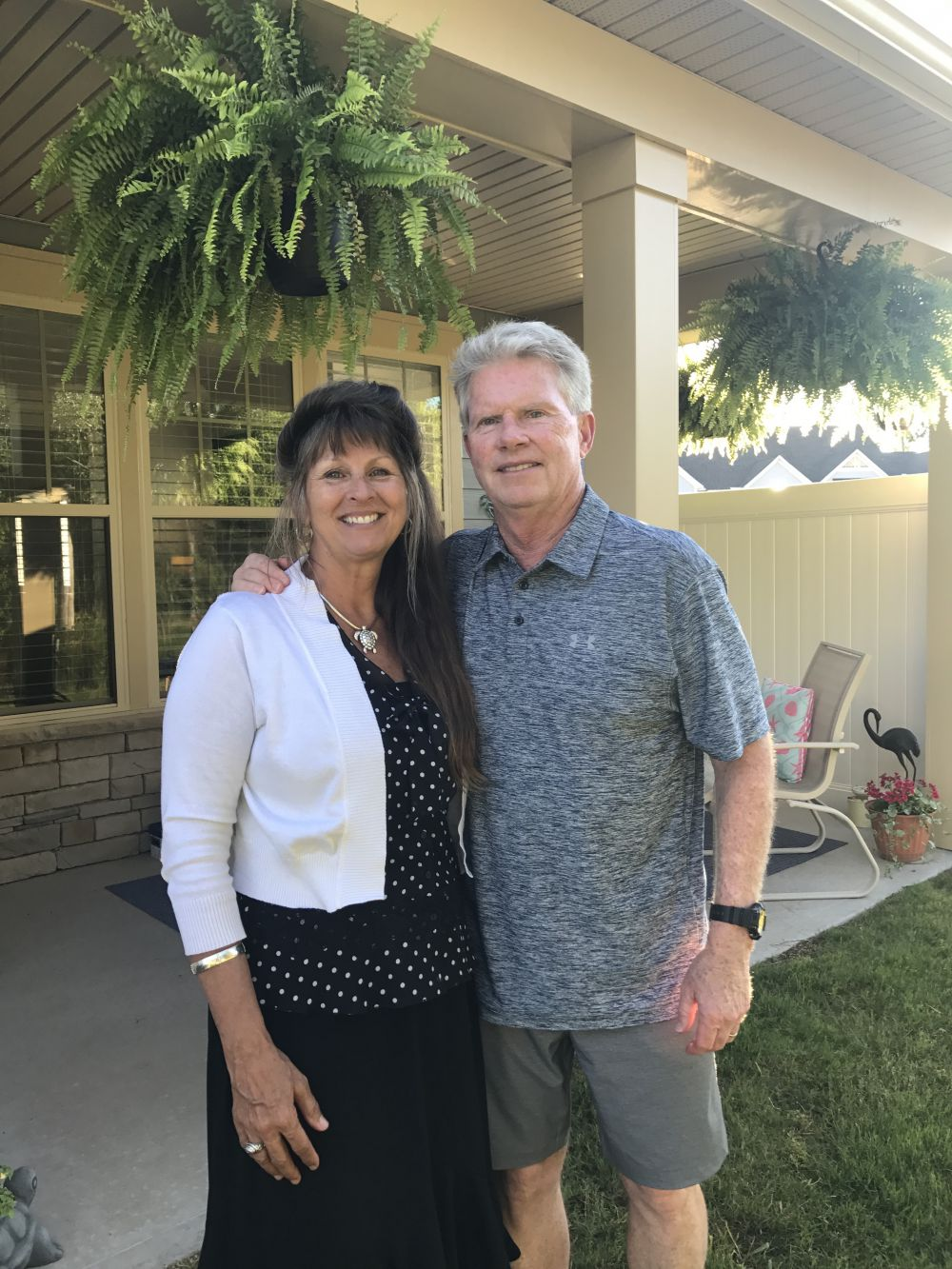 Steve and Kathy Akridge